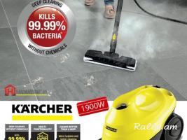 Գոլորշի արտադրող փոշեկուլներ KARCHER ֆիրմայի