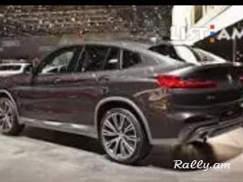 BMW X4 F26 որակյալ և հայելի շուշա ապակի ընդունվում են նաև վերանորոգումներ