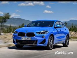 BMW X2 ապակի շուշա կողային հաիլիի հայելի