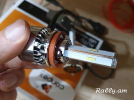 H11 300W Conpex Գերհզոր LED Լույս Auto Style