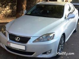 Prokat Rent a Car Ավտոմեքենաների վարձույթ Прокат Машин LEXUS IS 250