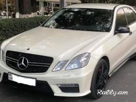 Rent a car Prokat Ավտոմեքենաների վարձույթ Прокат Машин RED CAR Mercedes-Benz E200