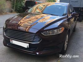 Prokat Rent a Car Ավտոմեքենաների վարձույթ Прокат Машин FORD  FUSION