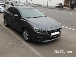 Prokat Rent a Car Ավտոմեքենաների վարձույթ Прокат Машин Mazda 3