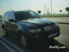 RENT A CAR ARMENIA BMW X5 E53 RESTYLING
