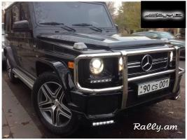RENT A CAR ARMENIA G63 RESTYLING