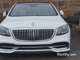 ArmeniA RENT A CAR S560 MAYBACH