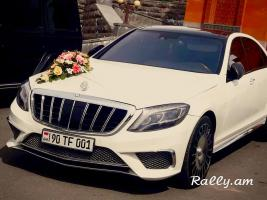 ArmeniA RENT A CAR MAYBACH RESTYLING