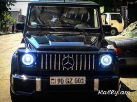 ArmeniA RENT A CAR G63 AMG