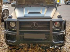 ArmeniA RENT A CAR G CLASS BRABUS