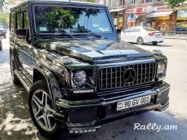 ArmeniA RENT A CAR G500
