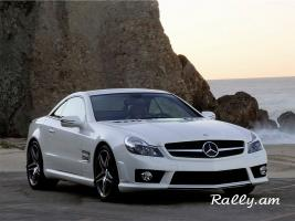 ArmeniA RENT A CAR CABRIOLET SL65 AMG