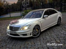 ArmeniA RENT A CAR Prokat Mercedes w221