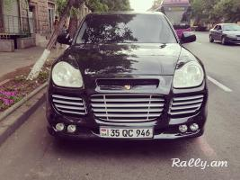 ArmeniA RENT A CAR PORSCHE CAYENNE