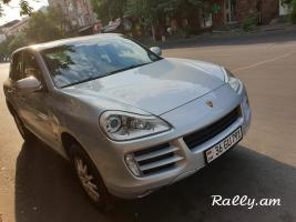 ArmeniA RENT A CAR Prokat PORSCHE CAYNNE RESTYLING