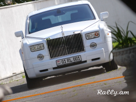 ArmeniA RENT A CAR Prokat ROLLS ROYCE PHANTOME