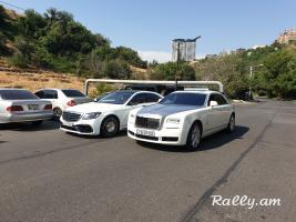 ArmeniA RENT A CAR Prokat ROLLS ROYCE GHOST