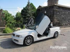 ArmeniA RENT A CAR Prokat BMW E46 M3 CABRIO