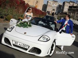 ArmeniA RENT A CAR Prokat FIAT BARCHETTA
