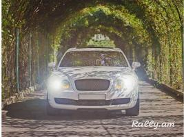 ArmeniA RENT A CAR Prokat BENTLEY FLUING SPUR