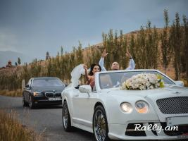 ArmeniA RENT A CAR Prokat BENTLEY CONTINENTAL