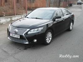 ArmeniA RENT A CAR TOYOTA CAMRY