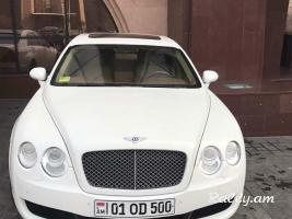 Bentley ավտովարձույթ, прокат, rent a car,  prakat