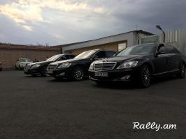 Mercedes S class w221 harsaniq dimavorum varcakalutyun oravarcov
