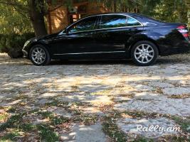 Ren a car GS Vip person, avtovarcuyt miayn varordov Mercedes-Benz S class w221