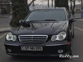 Վաճառվում է Mercedes C
