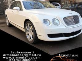 BENTLEY FLAYING SPYUR