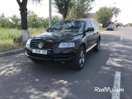 Volkswagen Touareg, 2004թ. / Ավտովարձույթ / Прокат / Rent a car