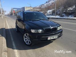 BMW X5, 2001թ. / Ավտովարձույթ / Прокат / Rent a car