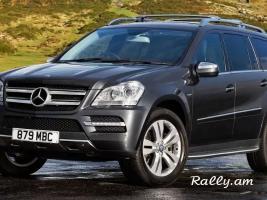 Mercedes Gl X164 veranorogum ev patverner koxayin hayeli apaki shusha