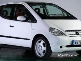 Mercedes A W168 koxain hayeli apaki shusha veranorogum ev patverner