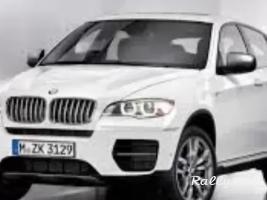 BMW E71 կողային հայելի ապակի շուշա վերանորոգում և պատվերներ