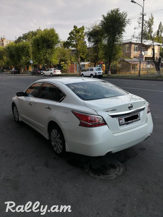Nissan altima 2014/2015 start stop