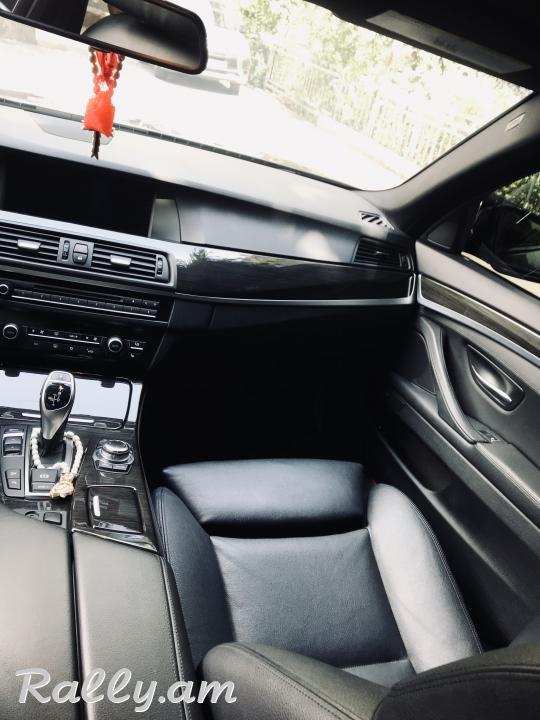 BMW 528i 2012tiv F10 Full Gerazanc