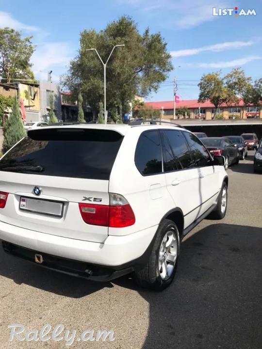 BMW X5, 3.0 լ, լիաքարշ, 2005 թ.