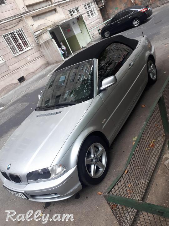 BMW 320ci kupe kabriolet
