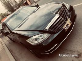 Mercedes-Benz RESTYLING S 550 AMG- W221, 2010-2011թ