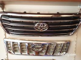 Toyota Land Cruiser Prado Ablicovka - Աբլիցովկա