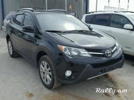 Toyota Rav 4 2013-2018 Nor ev Ogtagorcvac Pahestamaser