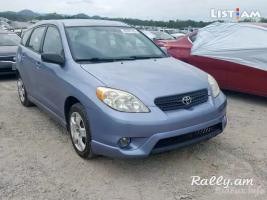 Toyota Matrix 2001-2008