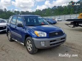 Toyota RAV 4 2000-2005