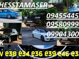 BMW X5, . KGNEM VTARVAT KAM ANSARG E38 E39 E46 E60 E90 E70 34 E36 MEQENANER