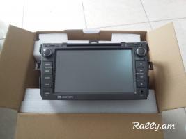 Camry-i audio hamakarg monitorov