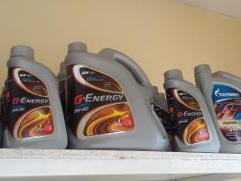 G-Energy Շարժիչի յուղեր միներալ, սինթետիկ, պոլուսինթետիկ