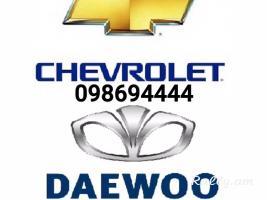 Chevrolet Aveo, raskulachit