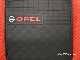 Սիլիկոնե կովրիկներ Opel